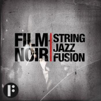 Film Noir - String Jazz Fusions