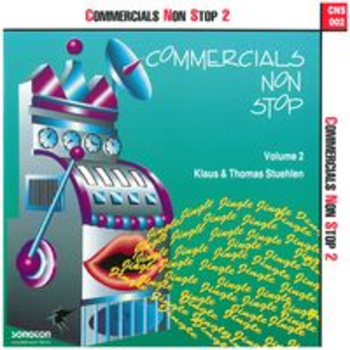 CNS 2 - COMMERCIALS NON STOP 2-Contemporary Styles