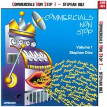 CNS 1 - COMMERCIALS NON STOP 1-Contemporary Styles