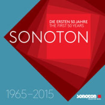 SON 50 - SONOTON - THE FIRST 50 YEARS