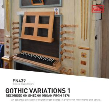 Gothic Variations 1 - recorded on Smecno organ from 1587