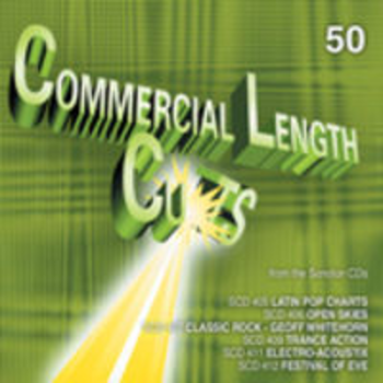 COMMERCIAL LENGTH CUTS 50  SCD 405-07/09/11/12