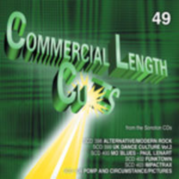 COMMERCIAL LENGTH CUTS 49  SCD 398-400/02-04