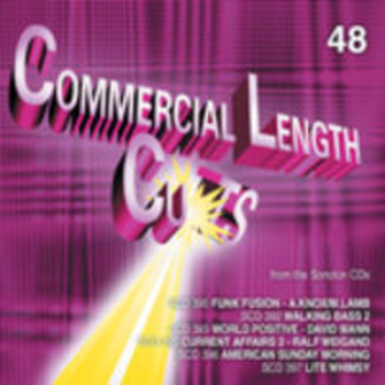 COMMERCIAL LENGTH CUTS 48  SCD 390/92/93/95-97