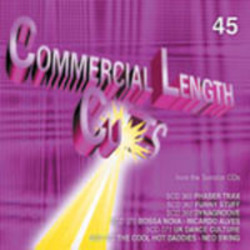COMMERCIAL LENGTH CUTS 45  SCD 365/67/68/70-72
