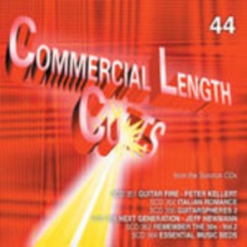 COMMERCIAL LENGTH CUTS 44 SCD 351/52/56/58/62/64