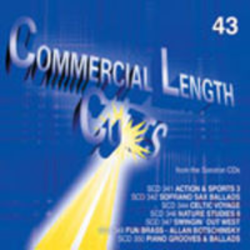 COMMERCIAL LENGTH CUTS 43  SCD 341/42/44/46/47/49/
