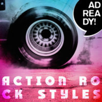 AD READY! - Action Rock Styles