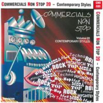 COMMERCIALS NON STOP 20-Contemporary Styles