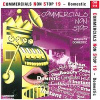 COMMERCIALS NON STOP 19 - Domestic