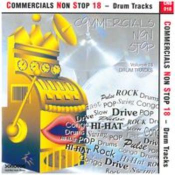 COMMERCIALS NON STOP 18-Drum Tracks