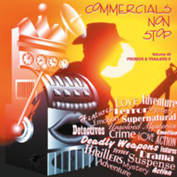 COMMERCIALS NON STOP 40 - Promos & Trailers 9