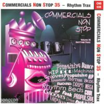 COMMERCIALS NON STOP 35 - Rhythm Trax