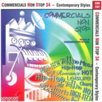 COMMERCIALS NON STOP 34 - Contemporary Styles