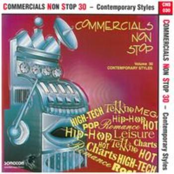 COMMERCIALS NON STOP 30 - Contemporary Styles