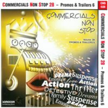 COMMERCIALS NON STOP 28 - Promos & Trailers 6
