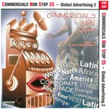 COMMERCIALS NON STOP 25 - Global Advertising