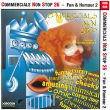 COMMERCIALS NON STOP 26 - Fun & Humour 2