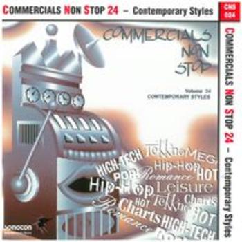 COMMERCIALS NON STOP 24 - Contemporary Styles