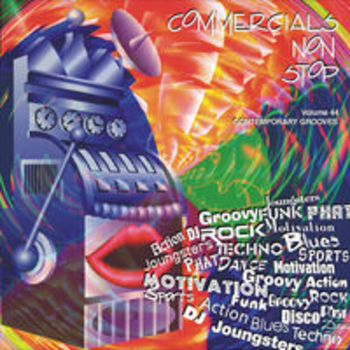 COMMERCIALS NON STOP 44 - Contemp. Grooves
