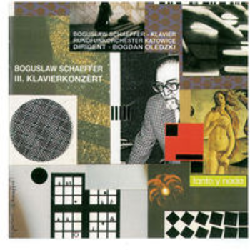 BOGUSLAW SCHAEFFER - Piano Concerto 3