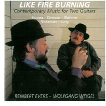 LIKE FIRE BURNING