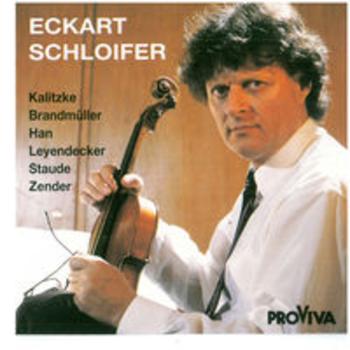 ECKART SCHLOIFER - Viola