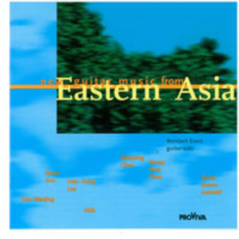 NEW GUITAR MUSIC FROM EASTERN ASIA