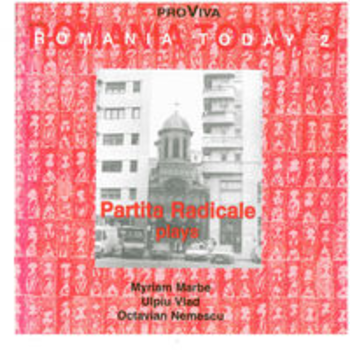 MUSIC FROM ROMANIA 2
