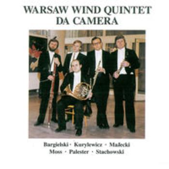 WARSAW WIND QUINTET DA CAMERA