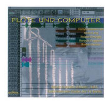 FLUTE AND COMPUTER - Beate-Gabriela Schmitt