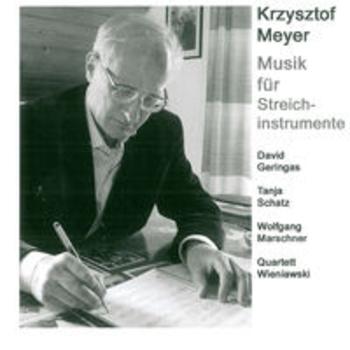 MUSIC FOR STRINGS - Krzysztof Meyer