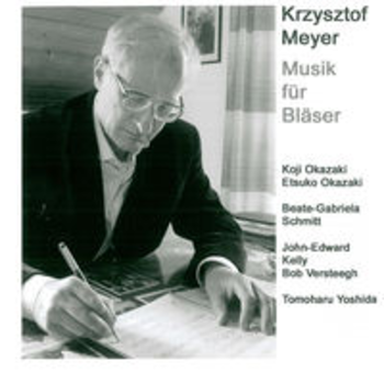 MUSIC FOR WIND INSTRUMENTS - Krzysztof Meyer