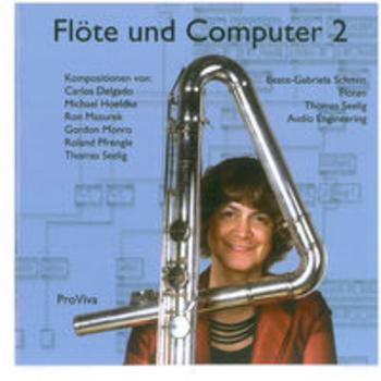 FLUTE AND COMPUTER 2 - Beate-Gabriela Schmitt