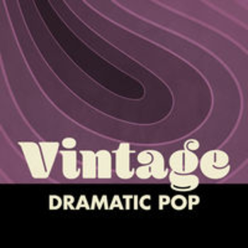 VINTAGE DRAMATIC POP