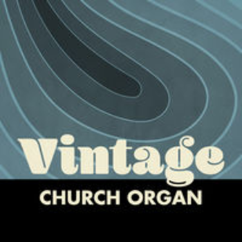 VINTAGE CHURCH ORGAN