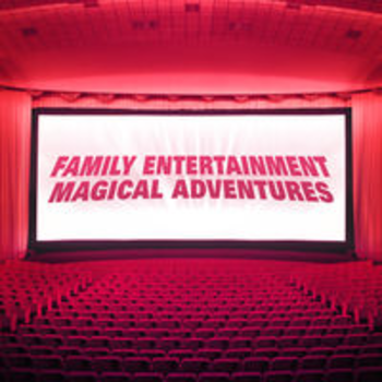 FAMILY ENTERTAINMENT - MAGICAL ADVENTURES