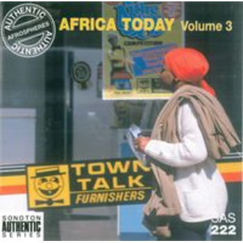 AFRICA TODAY 3 - AFROSPHERES