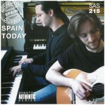 AUTHENTIC SPAIN TODAY