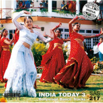 INDIA TODAY 3 - BOLLYWOOD DANCE TRACKS