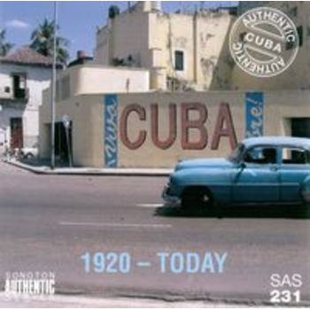 AUTHENTIC CUBA 1920 - TODAY