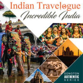 INDIAN TRAVELOGUE - Incredible India