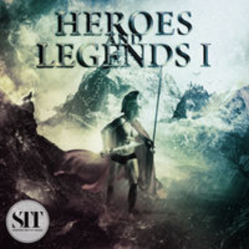 HEROES AND LEGENDS Vol. 1