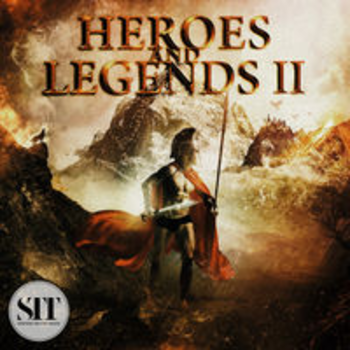 HEROES AND LEGENDS Vol. 2
