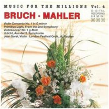 MAX BRUCH/ GUSTAV MAHLER