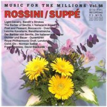 ROSSINI/SUPPE