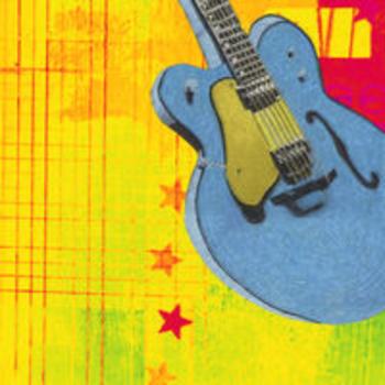 BLUES ROCK GUITAR - Paul Lenart