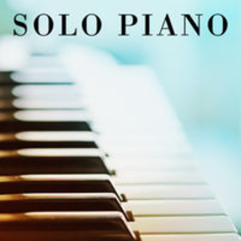 SOLO PIANO - Easy Pop Grooves and Beds
