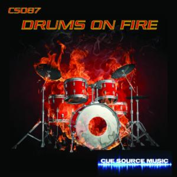 - Drums On Fire