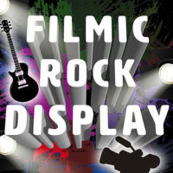 FILMIC ROCK DISPLAY